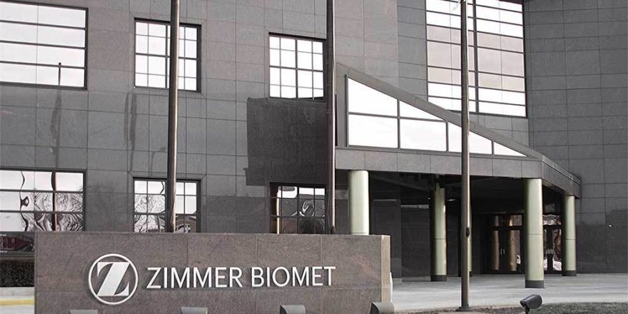 Zimmer biomet holdings announces resolution of fda warning for Zimmer biomet holdings